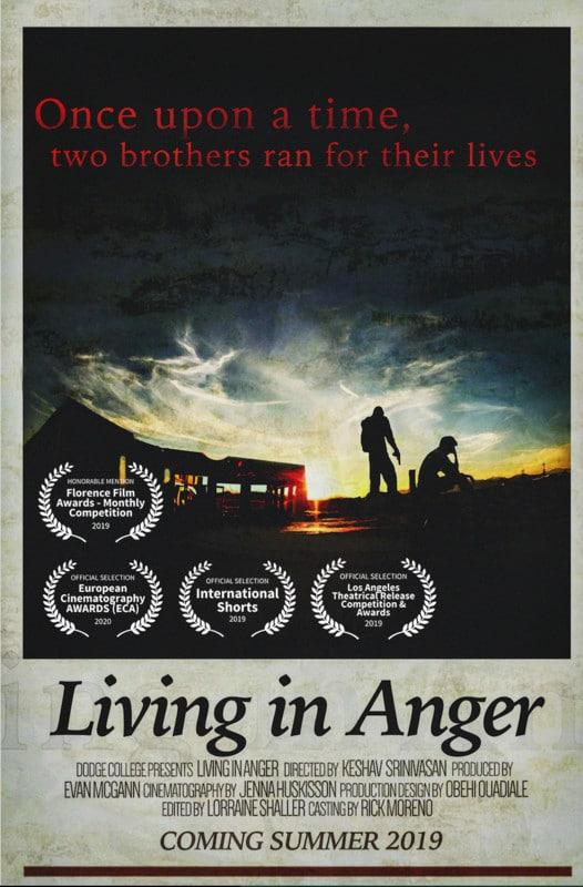 Living In Anger