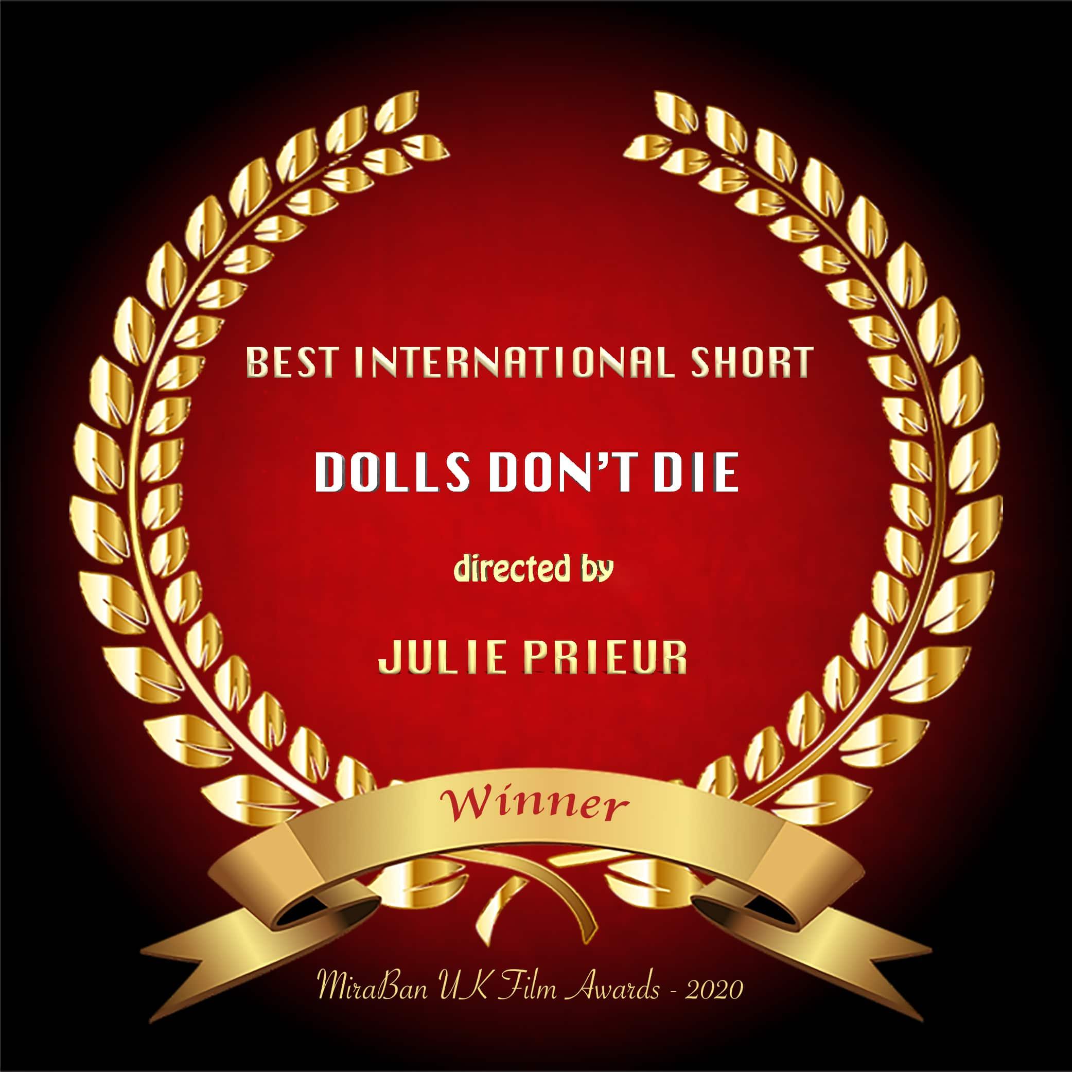 Best International Short